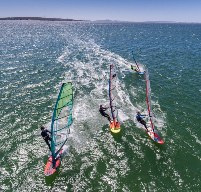 Windsurfing – How to choose the right board and sail